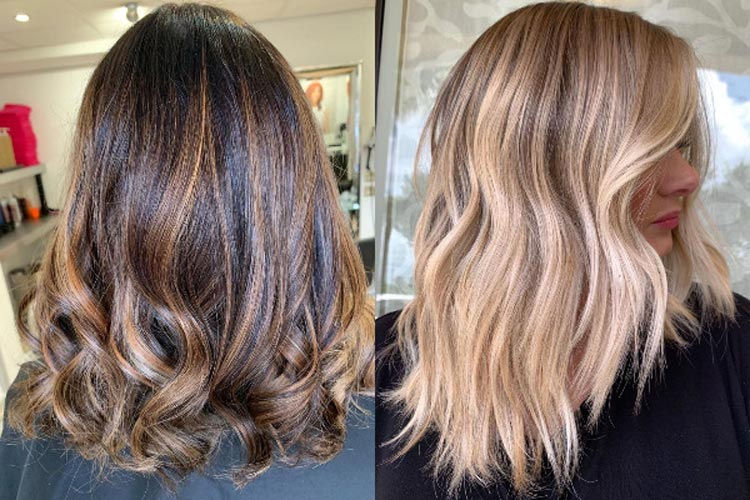 And what hair color will be in the 2020- 2021 trend? | tacecarestyle.com